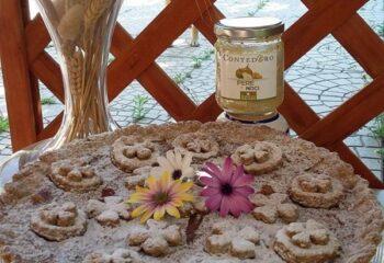 Ricetta della Crostata Pere e Noci