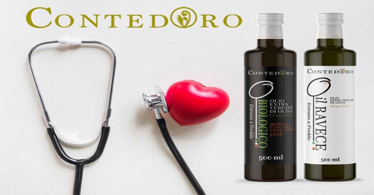 L'Olio d'Oliva e la Prevenzione Cardiovascolare