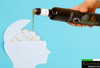 I Benefici dell'Olio d'Oliva sul Sistema Nervoso