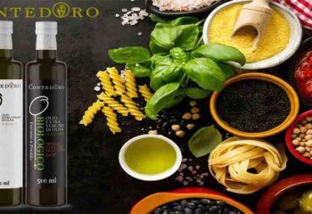 Olio d'oliva: l'ingrediente cardine della dieta mediterranea